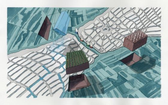 Watercourse Quartet - Moonish Lodestar (by Justin Richardson)