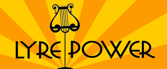 Lyre Power Banner
